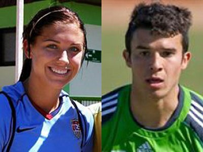 How Successful Is Alex Morgan S Married Relationship With
