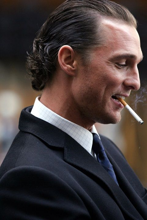 Age 48, American Actor Matthew McConaughey Has Great Movie ...