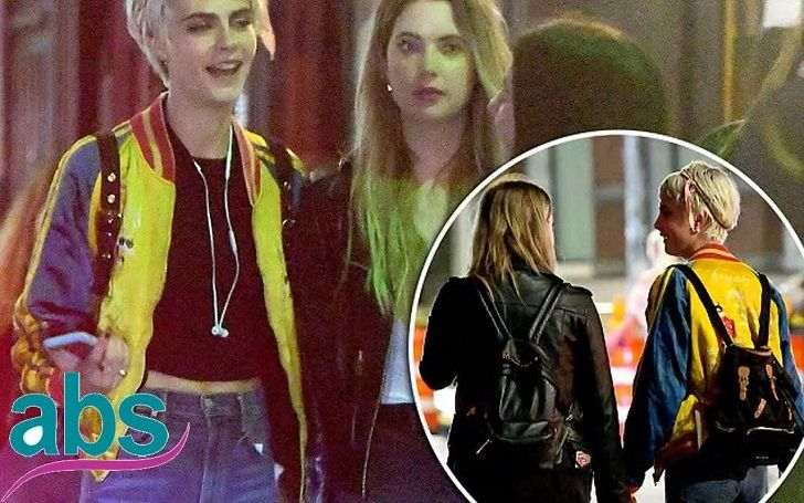 Ashley Benson And Cara Delevingne Dating Rumors Fans Are Going Crazy