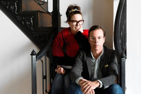 Andy Spade Overcomes Sadness; Talks about Wife Kate Spade ...