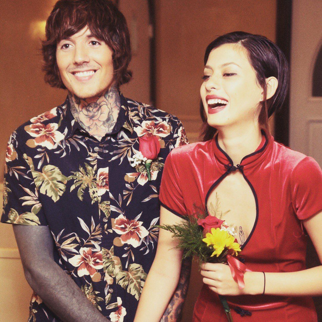 Oliver Sykes Married Hannah Pixie Snowdon in 2015, Know ...
