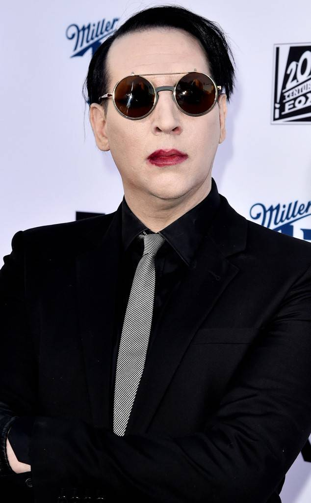 49 Years American Musician Marilyn Manson Has Managed a ...