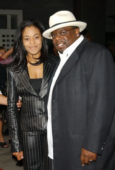 American TV Personality Cedric the Entertainer's Married ...Lorna Wells