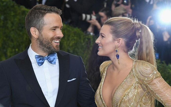 Deadpool' Ryan Reynolds Responds to Wife Blake Lively Unfollowing him on Instagram