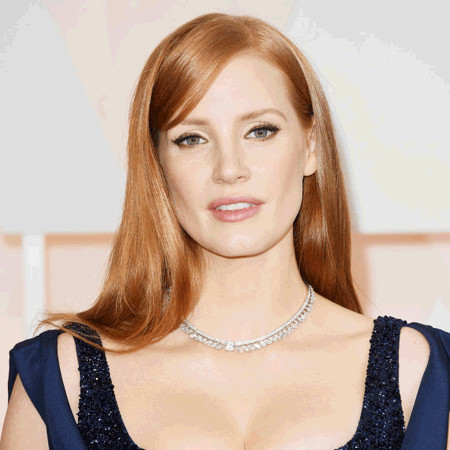 Jessica Chastain Bio Fact Married Affair Movies