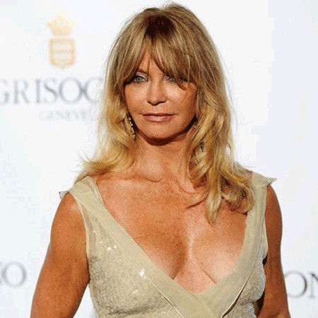 Goldie Hawn Bio Fact Married Affair Divorce Salary