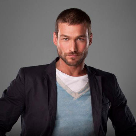 Andy Whitfield Bio Fact Married Children Dating