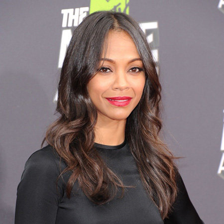 Zoe Saldana Bio, Fact - married, affair, spouse, salary ...