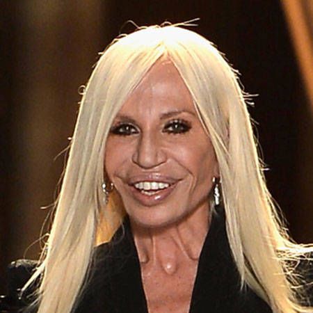 donatella versace bio fact age net worth married. Black Bedroom Furniture Sets. Home Design Ideas