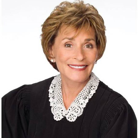 Judge Judy Sheindlin B...