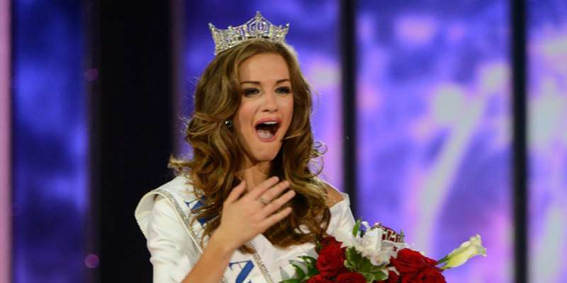 Miss America Betty Cantrell is the first Miss Georgia has no time for a boyfriend