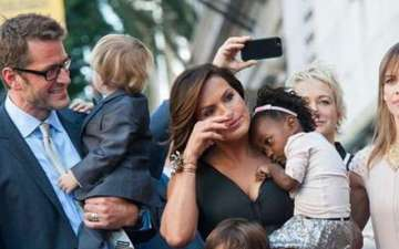 Mariska Hargitay career, her family background and married life. Whom is Mariska married with?