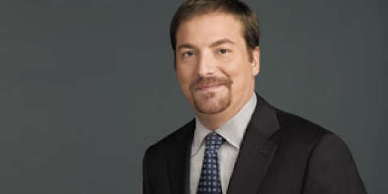The success story of Chuck Todd as a journalist.His less-known life, affair and rumors