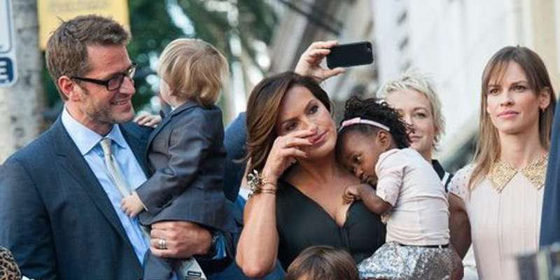 Mariska Hargitay career, her family background and married ...