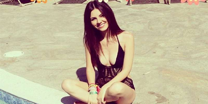 Bio of Victoria Justice and some of her hidden secrets about love and family.