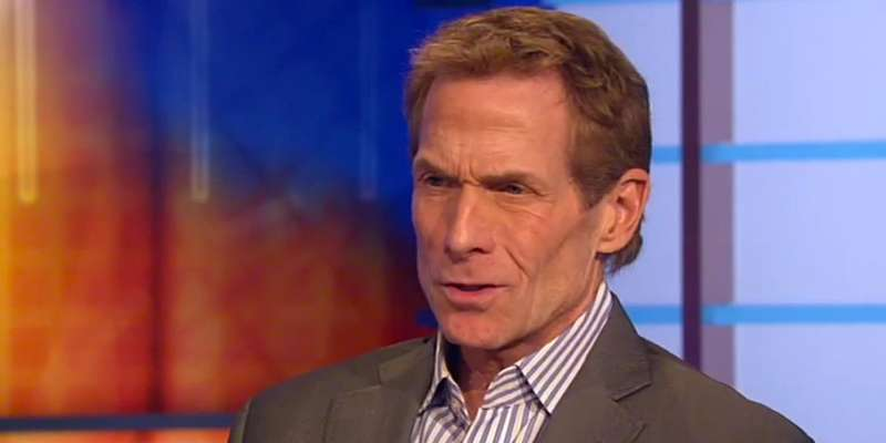 Facts of Skip Bayless. Affair of Skip with publicist Ernestine Sclafani. How is their married life?