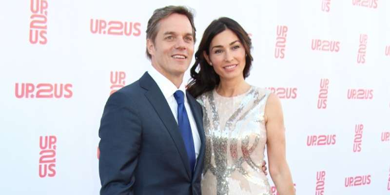 boyfriend Bill Hemmer with his ex-girlfriend Dara Tomanovich