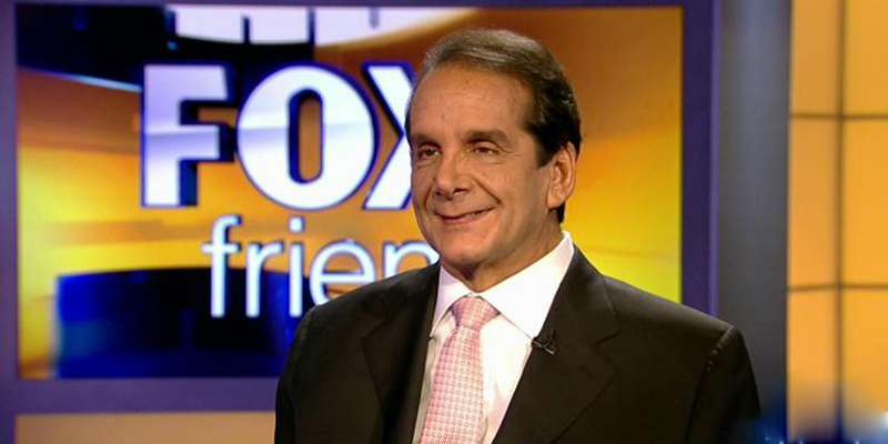 How is Charles Krauthammer balancing his career and salary? Professional life of Charles Krauthammer