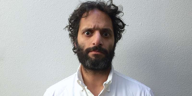 American comedic actor Jason Mantzoukas is secretive about relationships