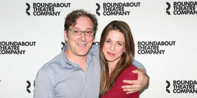Marin Hinkle is married to Randall Sommer. Are they getting divorce?