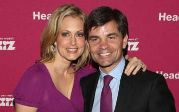 Alexandra Wentworth is married to George Stephanopoulos