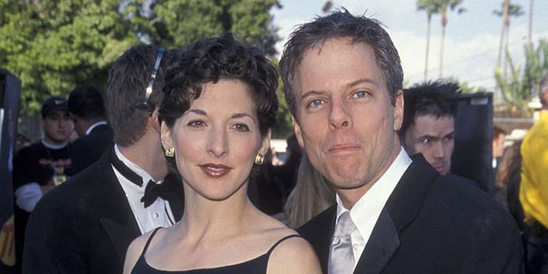 Actor Greg Germann is married to wife Martha Champlin with no signs of getting divorce