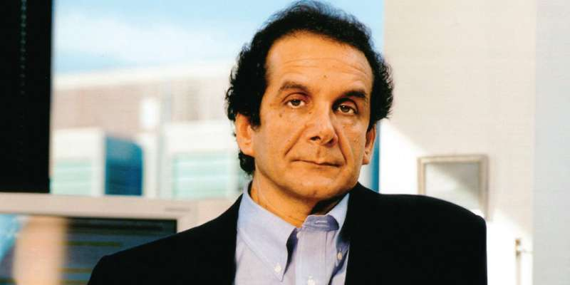 Charles Krauthammer Romantic Love Life with Robyn Krauthammer; Net Worth and Earnings?
