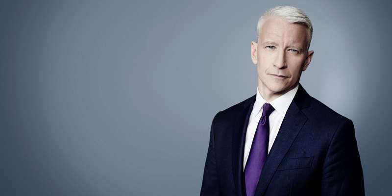Anderson Cooper salary and net worth in 2016