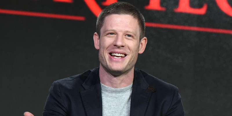 Has James Norton's relationship with actress Jessie squashed rumors of him being gay, Is the Couple Together?