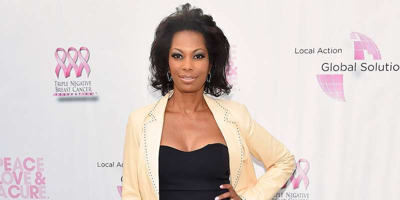 Rumors of Harris Faulkner dating her ex-boyfriend swiftly denied by the Fox News newscaster.