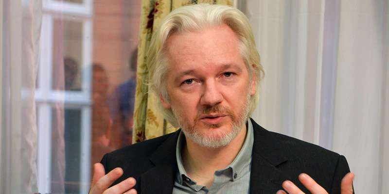 Wikileaks founder Julian Assange still locked in Ecuador's London embassy