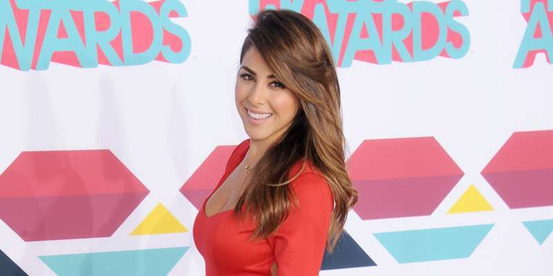 Daniella Monet supports animal welfare causes as she posed for a PETA campaign