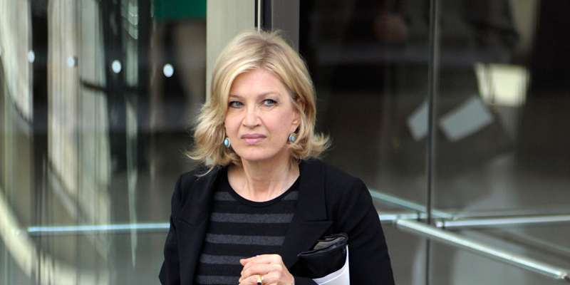 Why Diane Sawyer left