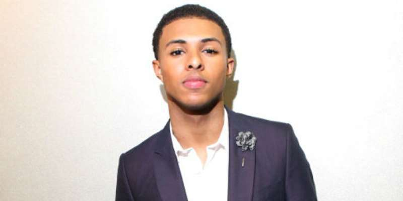Diggy Simmons expresses an interest in alternative music as he wants to try it in the future