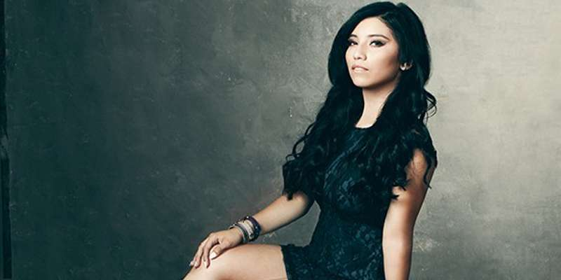 Kirstin Maldonado teams up with her boyfriend, Jeremy Michael Lewis, for an epic Disney Medley