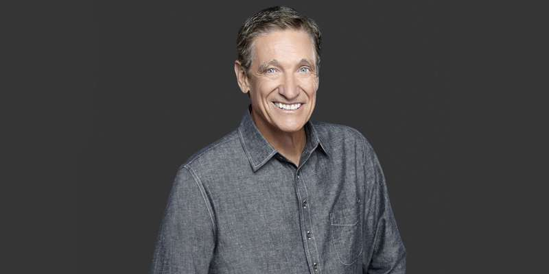 Television presenter Maury Povich has a salary and net worth that will shock you!