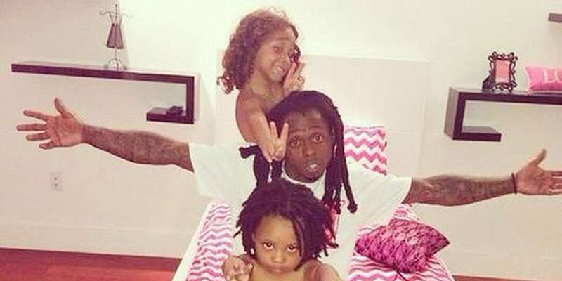 Neal carter,Lil Wayne son popularity in the market across. Is he married?