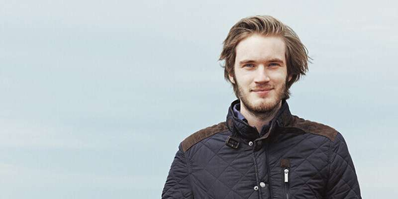 PewDiePie honored to be the most subscribed user on video-sharing site Youtube