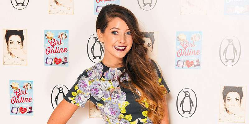 Fashion and beauty vlogger, Zoella, death in a car accident confirmed as a hoax