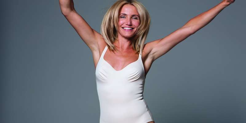 Cameron Diaz talks about all aspects of ageing in her new book, 'The Longevity Book'
