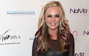 Tamra Judge hit back by Simon Barney's new fiancee Catushia Ienni