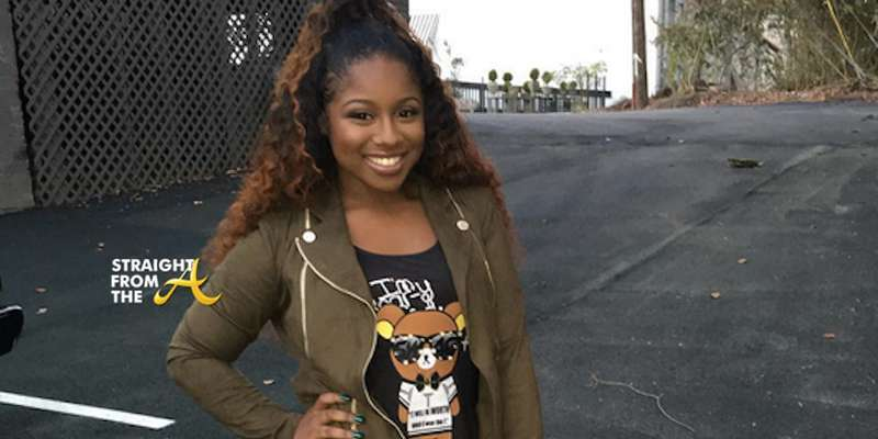 Reginae Carter supporting her mother Antonia in her open relationship with Mickey Wright