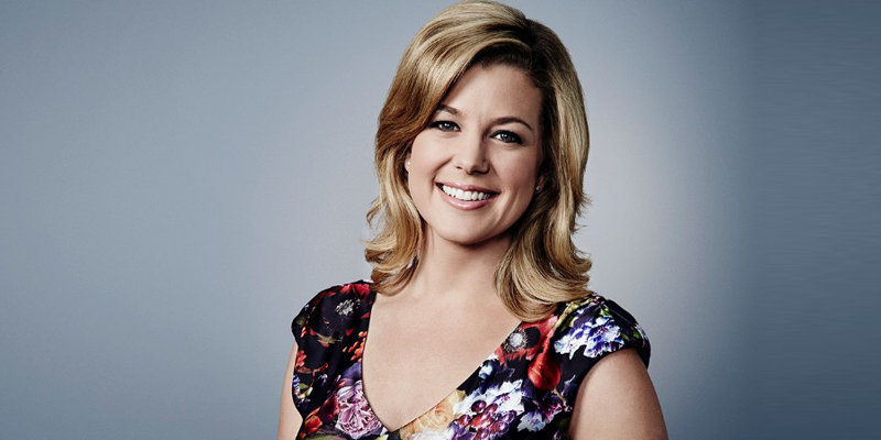 35,Political correspondent Brianna Keilar shared her experience working in White House correspondent