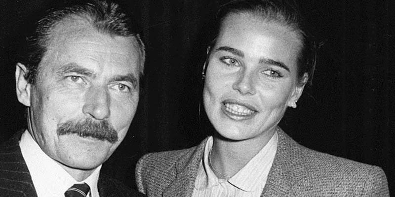 Interesting facts on married life of Margaux Hemingway and Bernard Foucher.