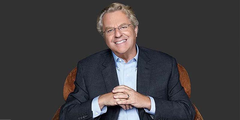 Jerry Springer comments current US election season through his program
