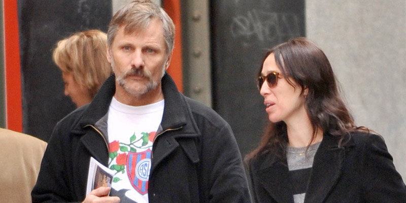 Ariadna Gil and Viggo Mortensen relationship status. Are they still together?