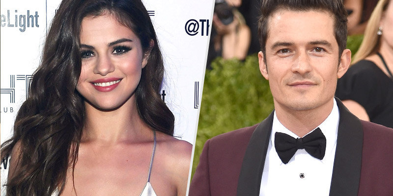 OMG, Orlando Bloom and Selena Gomez gets cozy. Check out!