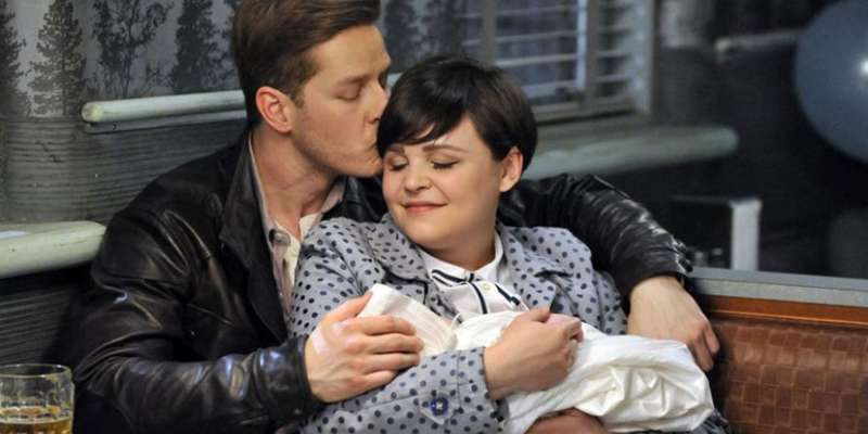 Ginnifer Goodwin excited on pregnancy after wedding Josh Dallas