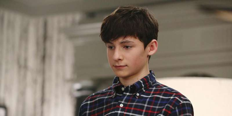 Jared s. Gilmore is on Snapchat now. How popular is Jared on Twitter?