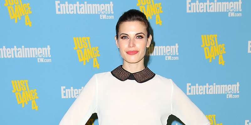 Meghan Ory: Once upon a Time is coming in season 5 as Ruby
